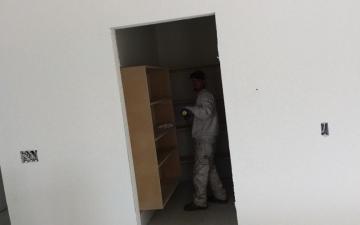 New Construction - Interior