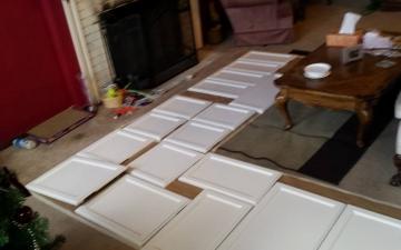 Epoxy cabinet countertop project_12