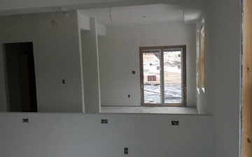 New Construction - Interior