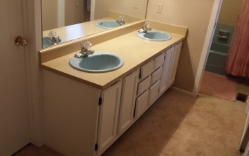 Porcelain Sinks, Tub, and, Tile, REFINISH job_16