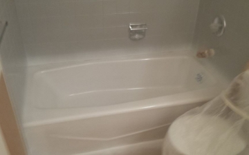 Porcelain Sinks, Tub, and, Tile, REFINISH job_5